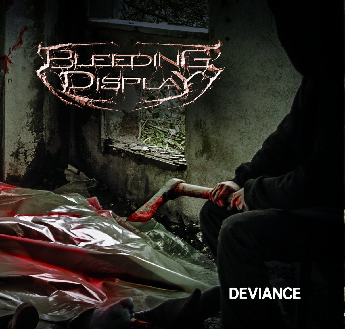 BLEEDING DISPLAY- Deviance CD