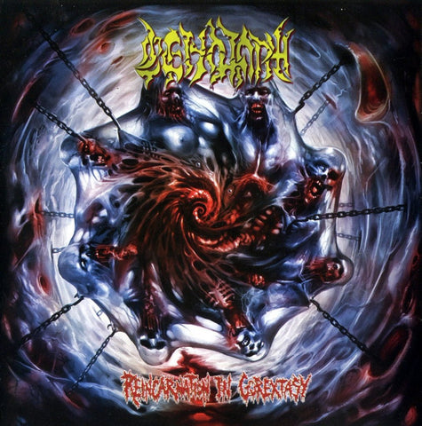 CENOTAPH - Reincarnation in gorextasy CD