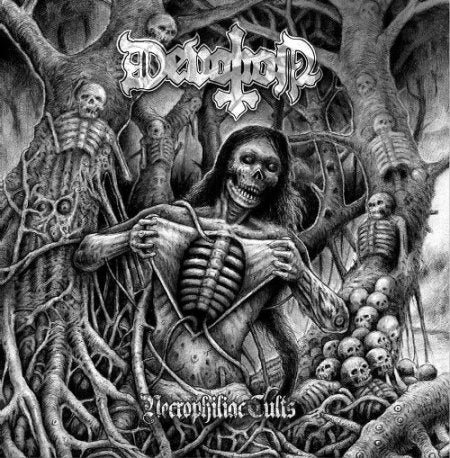 DEVOTION - Necrophiliac Cults CD