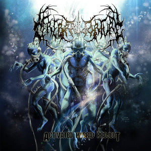CEREBRAL TORTURE - Activated Hybrid Project  CD