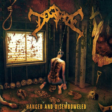 DEGRADE - Hanged and Disemboweled MCD