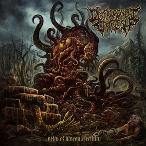 DISFIGUREMENT OF FLESH - Deity Of Hideous Fertilit
