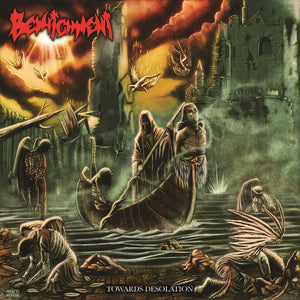 BEWITCHMENT - Towards Desolation CD*