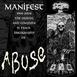 ABUSE - The Complete Discography Of Abuse CD#