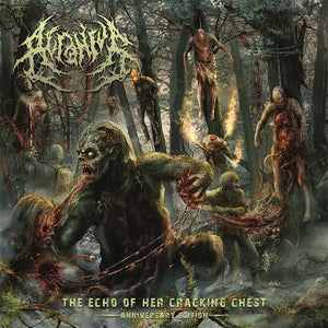 ACRANIUS - The Echo Of Her Cracking Chest MCD