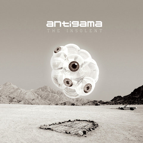 ANTIGAMA - The Insolent CD