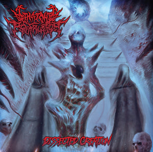 CATATONIC PROFANATION - Dissected Creation CD