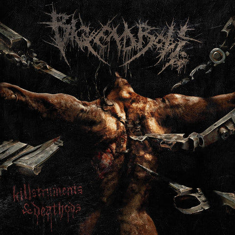 BIG END BOLT - Killstruments & Deathods CD
