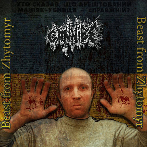 CANNIBE - Beast From Zhytomyr CD