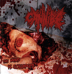 CANNIBE - The Mind Is Collapsed CD