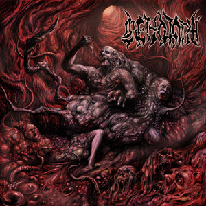 CENOTAPH - Perverse Dehumanized Dysfunctions CD