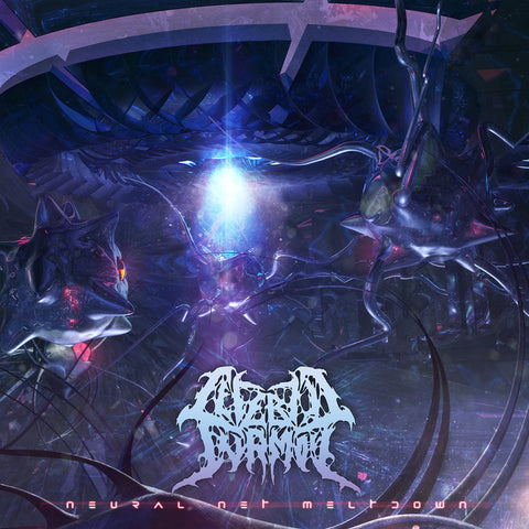 CEREBRIC TURMOIL - Neural Net Meltdown CD