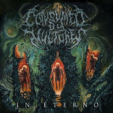 CONSUMED BY VULTURES - In Eterno CD