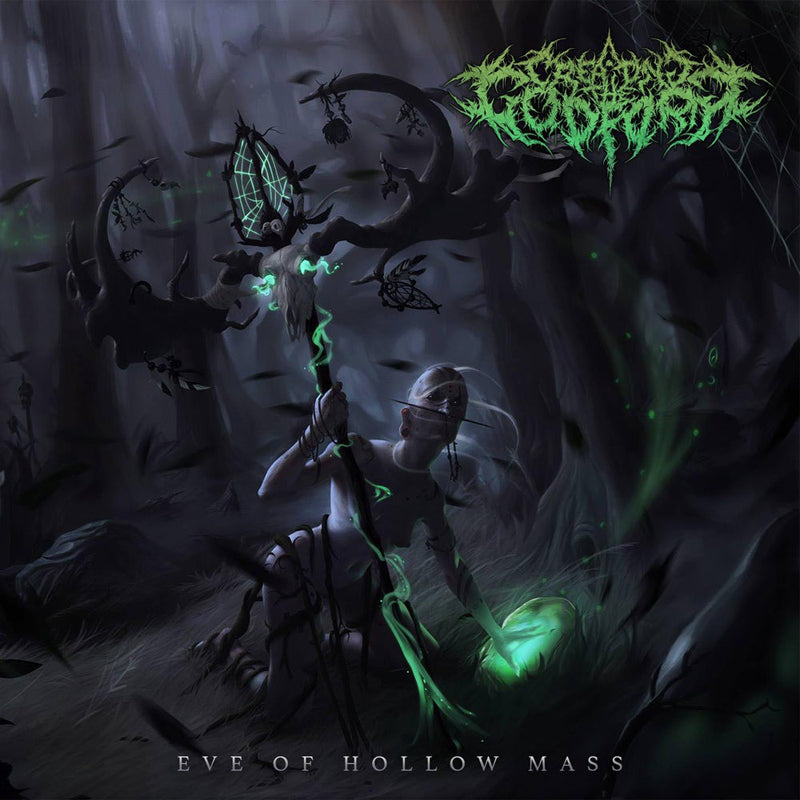 CREATING THE GODFORM - Eve Of Hollow Mass CD