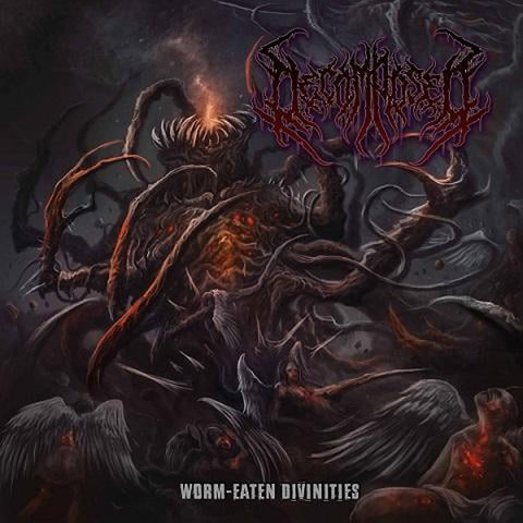 DECOMPOSED - Worm Eaten Divinities MCD