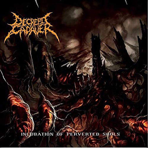 DECREPIT CADAVER - Incubation Of Perverted Souls CD