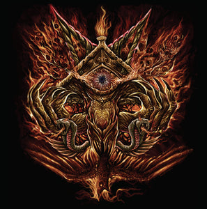 DEIPHAGO - Into The Eye Of Satan CD