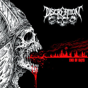 DISCREATION - End Of Days CD