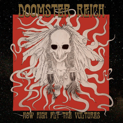 DOOMSTER REICH - How High Fly The Vultures CD