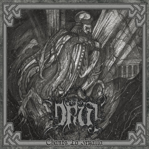 DRUJ - Chants to Irkalla CD