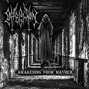DESECRATION - Awakening from Mayhem CD Slipcase