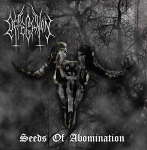 DESECRATION - Seeds of Abomination CD