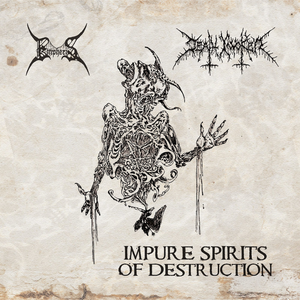 EMPHERIS / DEATH INVOKER - Impure Spirits Of Destruction CD