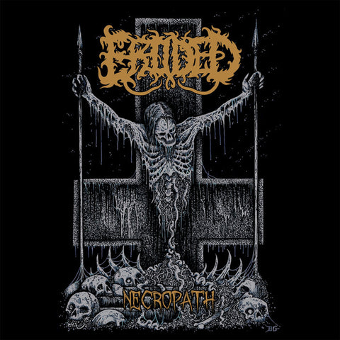ERODED - Necropath CD