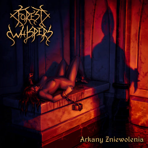 FOREST WHISPERS - Arkany Zniewolenia CD