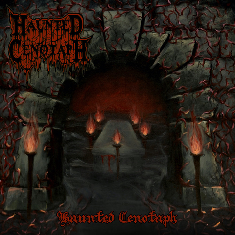 HAUNTED CENOTAPH - Haunted Cenotaph MCD