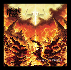 HEAVING EARTH - Diabolic Prophecies CD