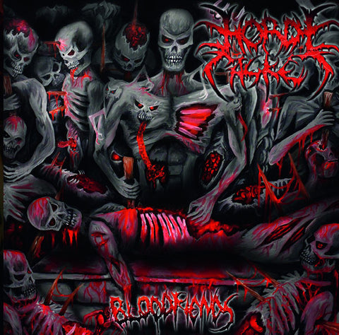 HORDE CASKET - Bloodfiends CD