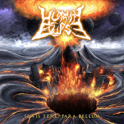 HUMANITY ECLIPSE - Si Vis Tere, Para Bellum CD