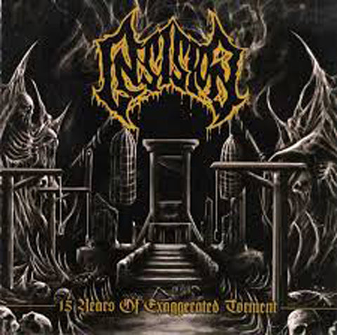 INSISION - 15 Years of Exaggerated Torment 2CD
