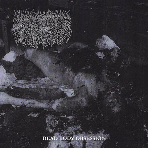 LIQUID VISCERA - Dead Body Obsession CD