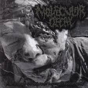 MOLECULAR DECAY - Memories Of Violent Rotten Chapters CD