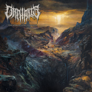 ORPHALIS - The Approaching Darkness CD