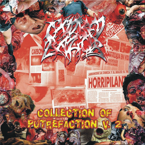 OXIDIZED RAZOR - Collection of Putrefaction V. 2 CD