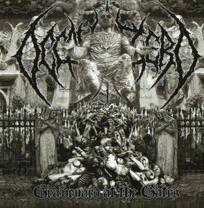 OCEAN OF ZERO - Graveyard At The Gates CD