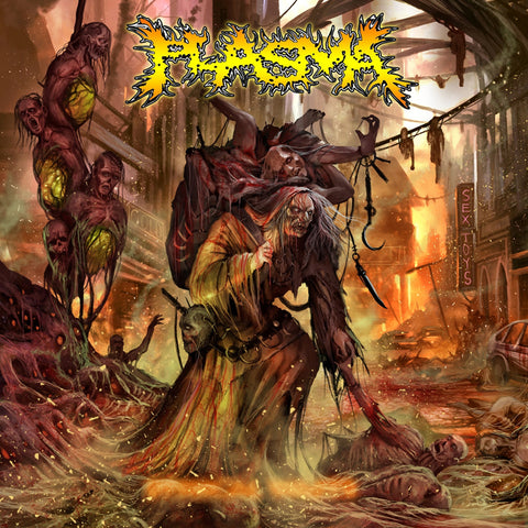 PLASMA - Ethical Waste CD