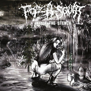 POP A SQUAT - Inhale the Stench CD