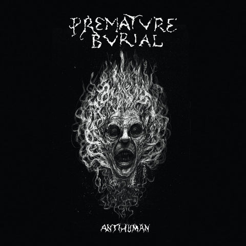 PREMATURE BURIAL - Antihuman CD