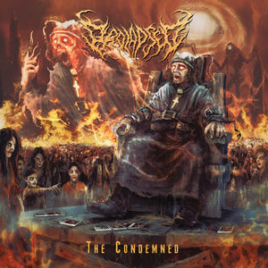 PROLAPSED - The Condemned CD