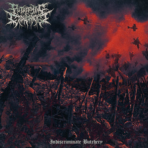 PUTREFYING CADAVERMENT - Indiscriminate Butchery CD