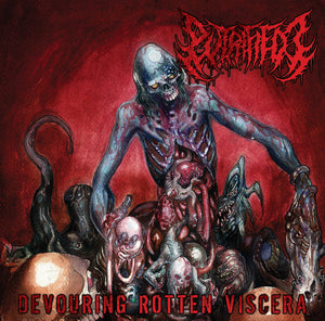 PUTRIFIED J - Devouring Rotten Viscera CD