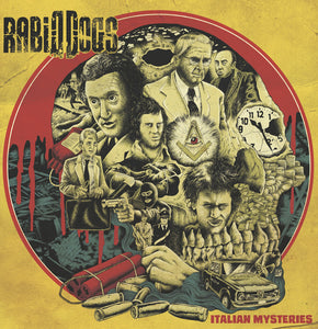 RABID DOGS - Italian Mysteries CD