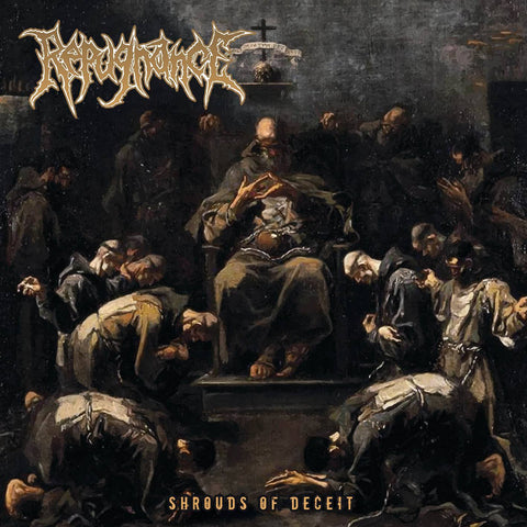 REPUGNANCE - Shrouds Of Deceit CD