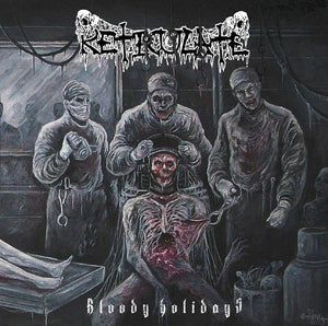 RETICULATE - Bloody Holidays CD