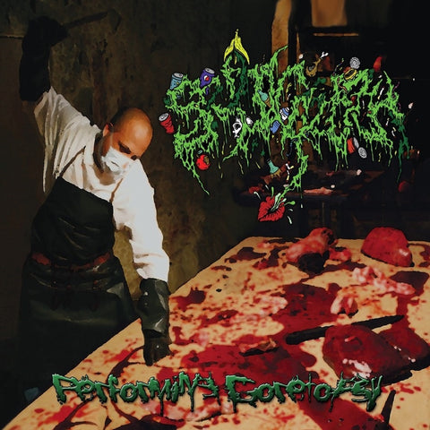 SEPTIC FELCH - Performing Goretopsy CD