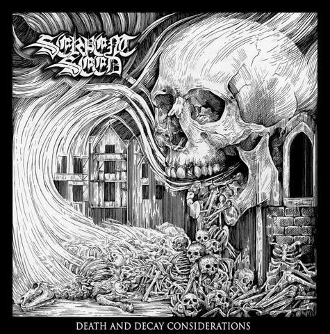 SERPENT SEED - Death And Decay Considerations CD